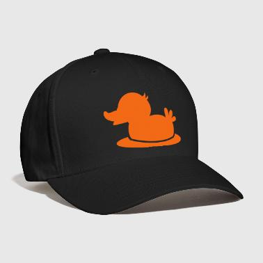 little duckling simple and cute - Baseball Cap