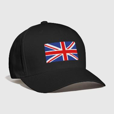 Jack British Flag - Baseball Cap