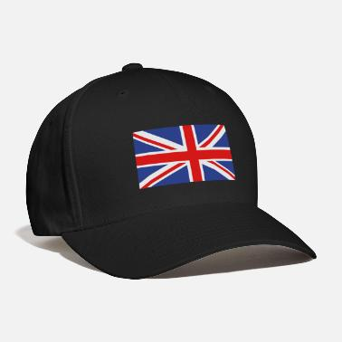Union Jack British Flag - Baseball Cap