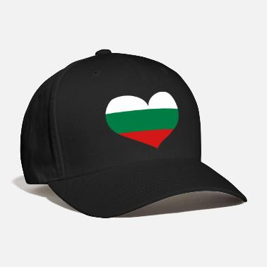 Bulgaria Bulgaria Heart; Love Bulgaria - Baseball Cap