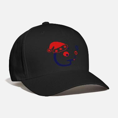 Marijuana Stoned in Christmas - Baseball Cap