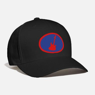 Hero Super, Hero, Heroine, Guitar Hero - Baseball Cap