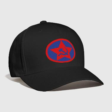 Communist Super, Hero, Heroine, Super Communist - Baseball Cap