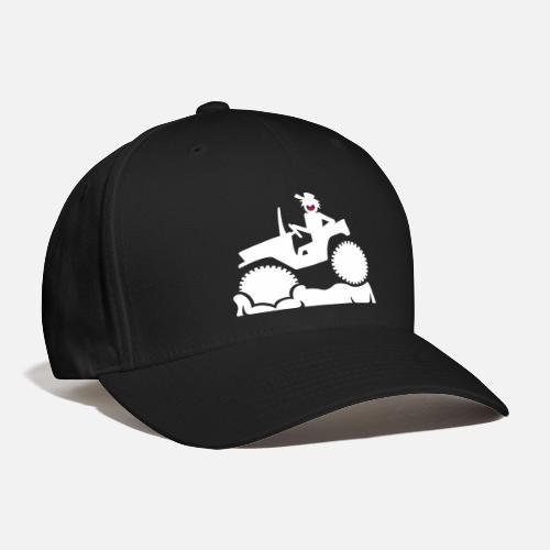 c4ea4baee4e Jeep Mud Boggin Baseball Cap - Baseball Cap. Front