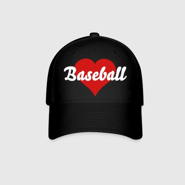 I Love Custom Heart Apparel - Baseball Cap