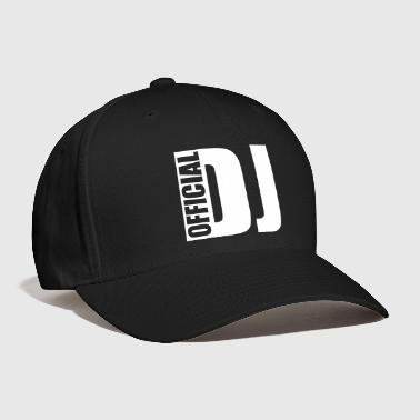 official DJ - Baseball Cap