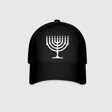 Menorah VECTOR - Baseball Cap