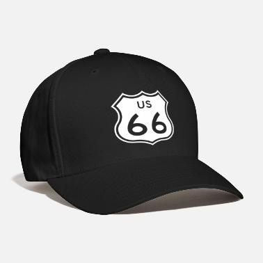 Us Route 66 - Baseball Cap