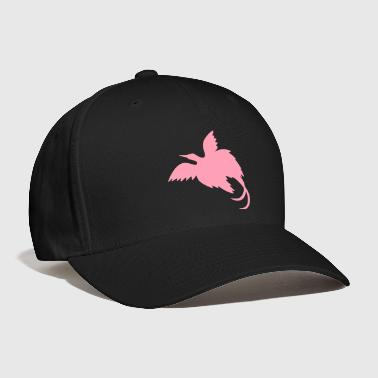 bird of paradise  - Baseball Cap