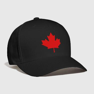 Canadian Maple Leaf - Baseball Cap
