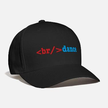 Rap breakdance HTML Code - Baseball Cap