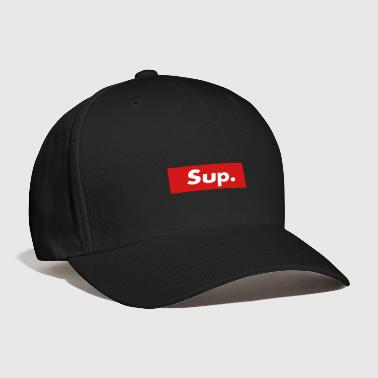 Supreme Sup Box Logo - Baseball Cap