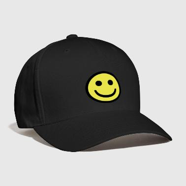 Happy Face - Baseball Cap