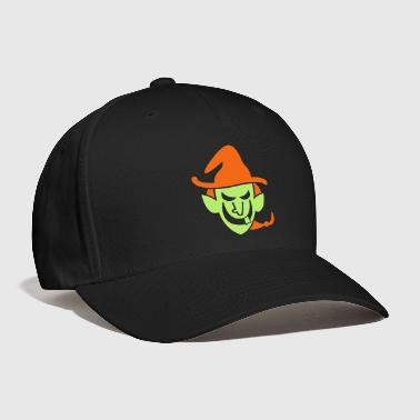 Naughty Halloween Witch - Baseball Cap