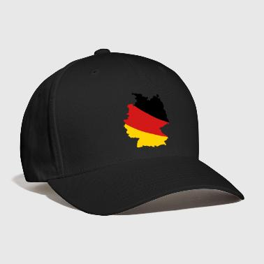 Germany map - Baseball Cap