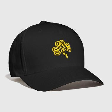 Celtic Shamrock Green 02 - Baseball Cap