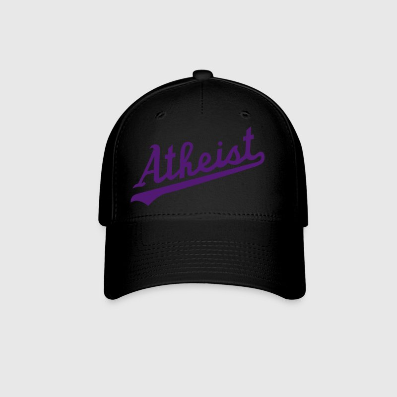 Team Atheist by Tai's Tees - Baseball Cap