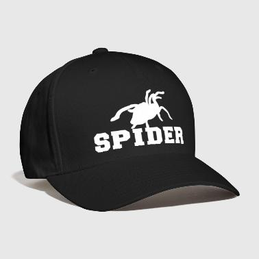 SPIDER tarantula rearing scary! creepy good for Halloween! - Baseball Cap