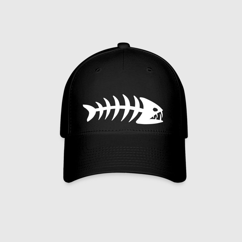 Fish Bone - Baseball Cap