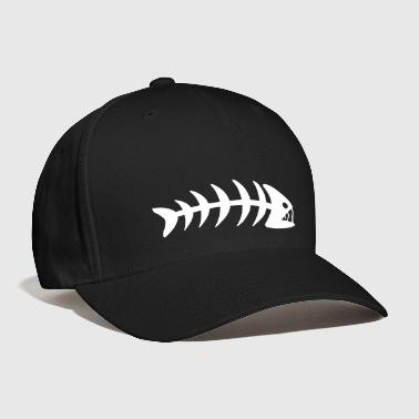 Bone Fish Bone - Baseball Cap