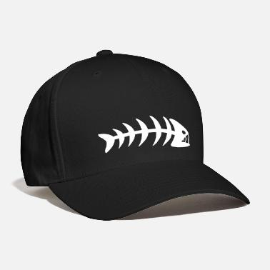 Fish Bone Fish Bone - Baseball Cap