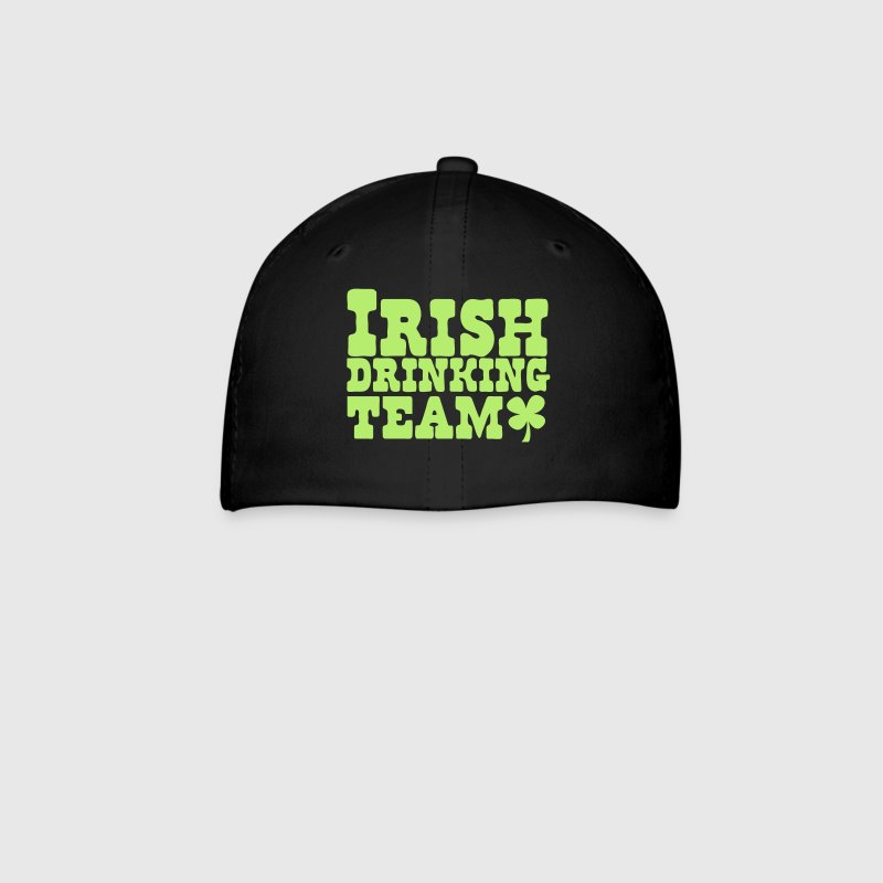 IRISH DRINKING TEAM St Patricks day design - Baseball Cap