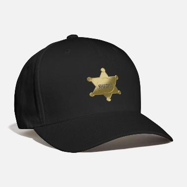 Sheriff Sheriff golden star - Baseball Cap