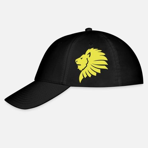 Lion Head HD VECTOR Baseball Cap  fff53c4e106