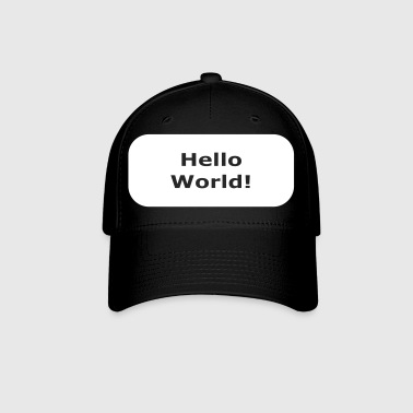 Hello World - Baseball Cap