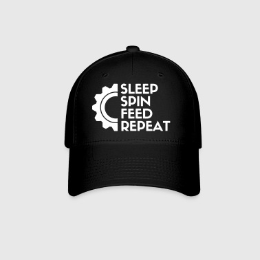 SLEEP SPIN FEED REPEAT One - Baseball Cap