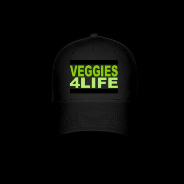 Veggies 4Life T-Shirt - Baseball Cap