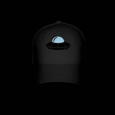 UFO Flying Saucer - Space ship - Baseball Cap