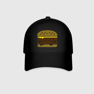 Burger with cheese - Baseball Cap