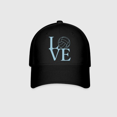 Love Volleyball - Baseball Cap