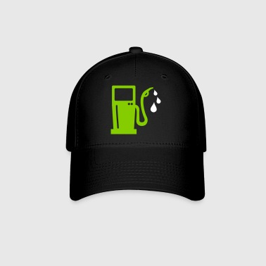 gas station - petrol pump - petrol - Baseball Cap