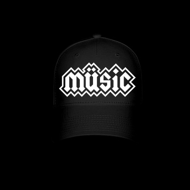 Heavy Metal Music - Baseball Cap