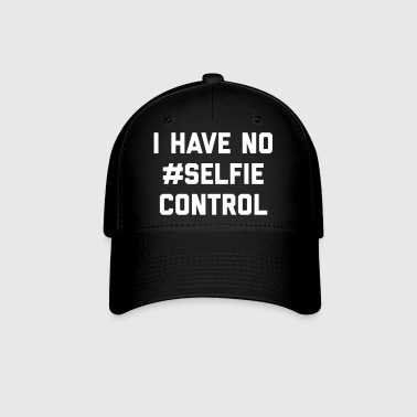 Self Control Funny Quote - Baseball Cap