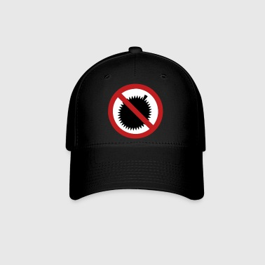 NO Durian Fruit Sign 2 - Baseball Cap