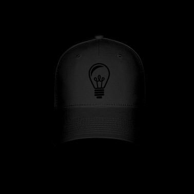Bulb Light - Baseball Cap