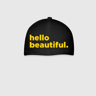 hellobeautiful - Baseball Cap