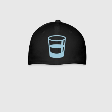 glass shot - Baseball Cap