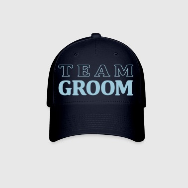 Team Groom - Baseball Cap