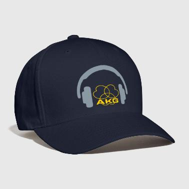 headphones t-shirt - Baseball Cap