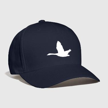 flying goose - Baseball Cap