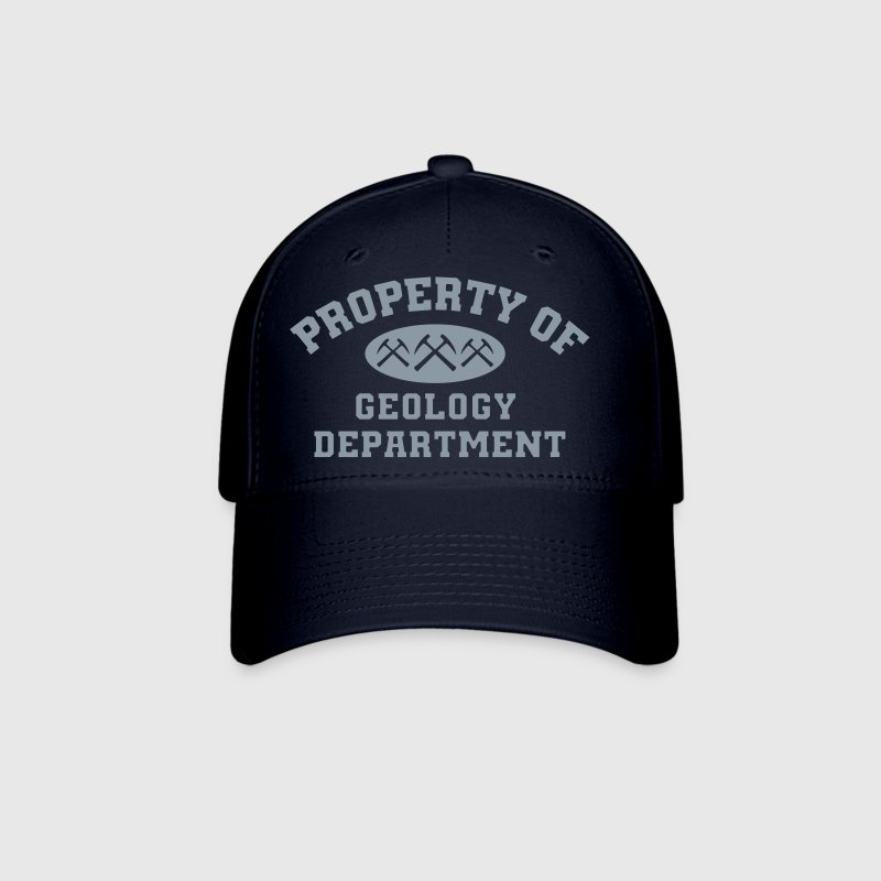 Property Of Geology - Baseball Cap