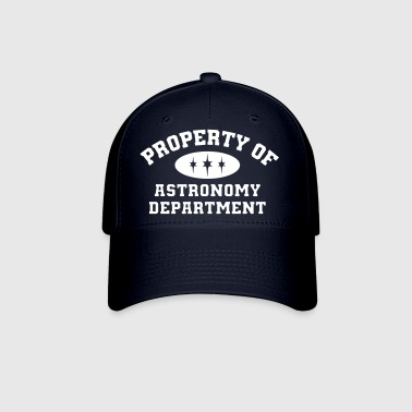 Property Of Astronomy Department - Baseball Cap
