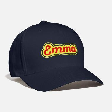 First Name Emma - Baseball Cap