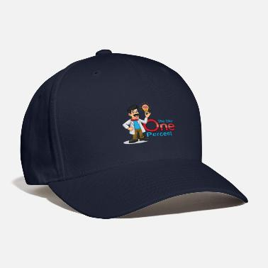 High IQ One Percent T-Shirt - Baseball Cap