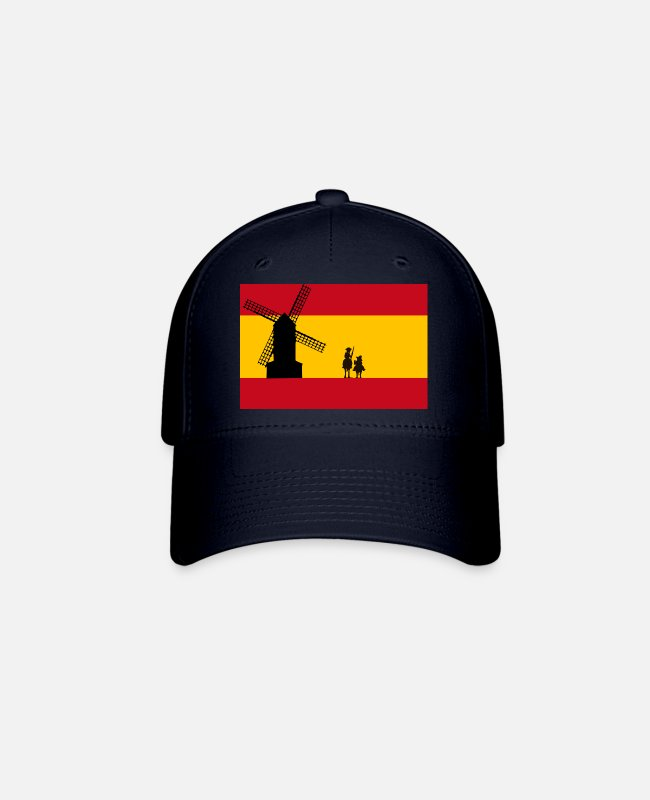Don Quijote Caps & Hats - Don Quixote - Baseball Cap navy