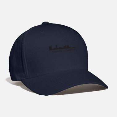 Republic Santo Domingo Dominican Republic Skyline - Baseball Cap